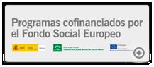Programas Confinados por el fondo social europeo